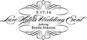 Luxe Wedding Event | 3.17.14