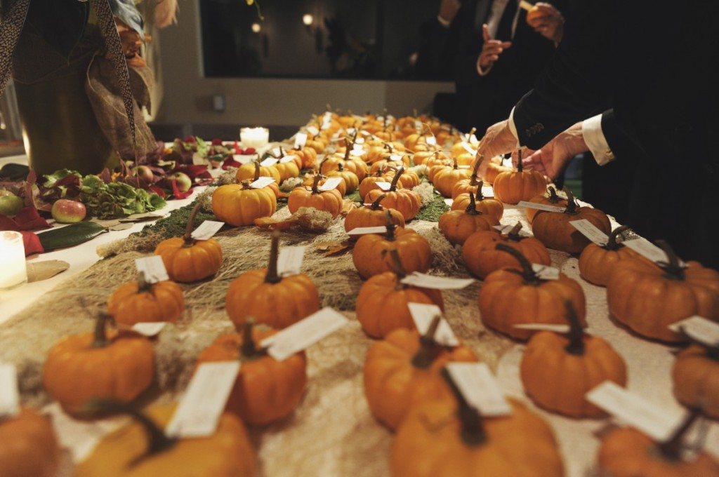 Wedding gourds
