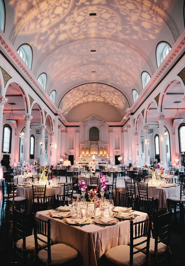 Dtla wedding flowers fit for a cathedral la petite gardenia junglespirit Choice Image