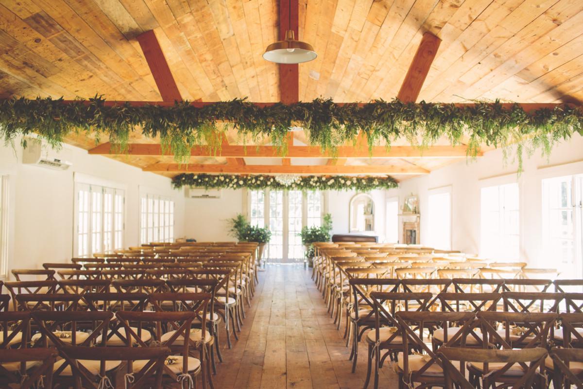 Rustic Vineyard Wedding in Agoura Hills | Flowers by La