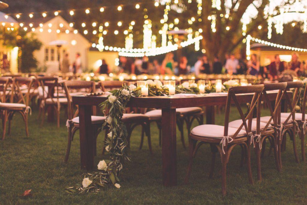 Rustic Vineyard Wedding In Agoura Hills Flowers By La Petite Gardenia